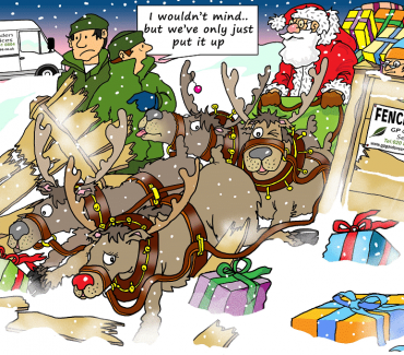 Christmas Holidays For Our Company Have Started….