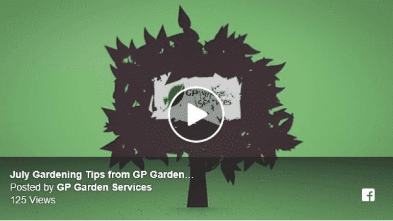 July Gardening Tips…