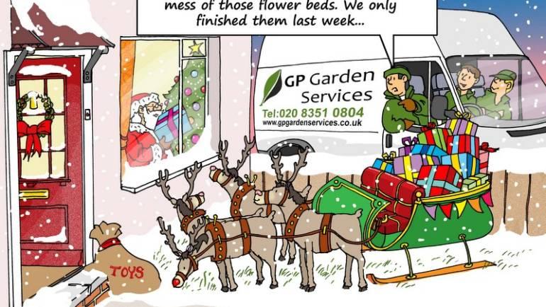 Christmas Closing Dates……..